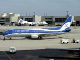 B737-400  HR-SHK