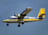 DHC-6  Twin Otter  G-BWRB