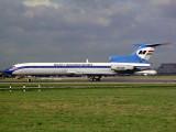 TU-154B2  HA-LCM