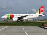 A319  CS-TTO