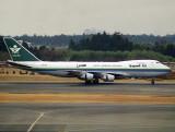 B747-200F  HZ-AIU