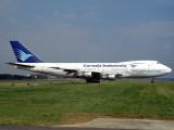 B747-200  C-GNXH