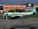 Vickers Viscount  PK-IVX