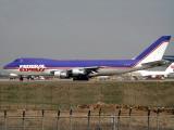 B747-200F N631FE