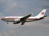 A310-300  5Y-BFT