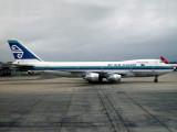 B747-200 ZK-NZV