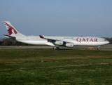 A340-300  A7-AAH