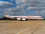 DC8-63  HB-IBF