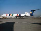 TU-154M  EP-LBN