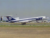 TU154M  SP-LCN