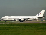 B747-200 N614FF