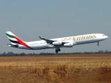 Airbus A340-300 A6-ERT