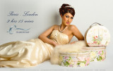 hair & makeup Sarah Artistry -  model Sara Shah