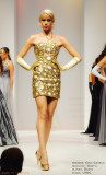 Gino Cerruti at MODA SS13 evening & occasionwear catwalk