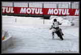 motorbike race