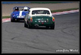 Old Competition Cars Race Serie Three