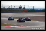 Old Competition Cars Race Serie Four