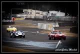Legend Cars before Race