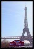 rally of Paris in Trocadero