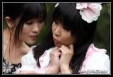 MAYA & NANCY, models from Taïwan