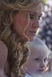 Bridesmaid and Ringbearer
