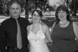BW  Family Portrait