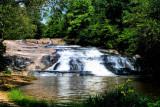 Carter Falls. Near Elkin NC
