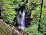 Soco Falls NC, About 6 Miles from Maggie Valley off Hy 19