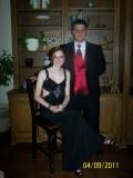 Alex & Leslie - Prom 2011