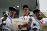 VMBO Kampioenendag 2011; PrijsUitreiking