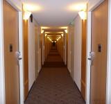 Ibis Hotel corridor