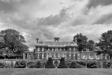 Old Westbury Gardens in Black & White