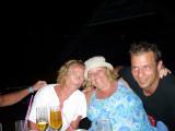 Judy, Kim & Milan