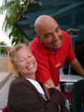 Judy & David the massage therapist
