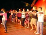 Judy, Kim & Amy are dancing!!