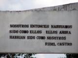 Quote from Castro....