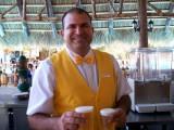 Bartender at Brisas
