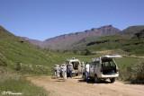 Monts Drakensberg, 9 novembre 2007