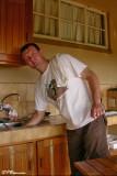 Dalton Gibbs, camp Satara, parc Kruger, 20 novembre 2007