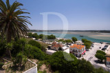 A Lagoa de Óbidos em 15 de maio de 2011