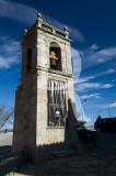 A Torre Sineira da Igreja de Santiago (Monumento Nacional)