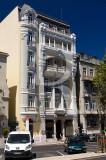 Edifício na Avenida da República, onde se encontra a Pastelaria Versailles (Imóvel de Interesse Público)