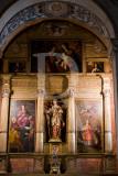 O Altar de Santa Catarina com as Telas de Josefa d'Óbidos