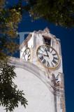 Torre do Relógio da Igreja de Santa Maria do Castelo (MN)