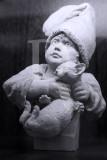 Rapaz com Gato de Rafael B. Pinheiro