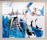 Túnel do Estoril Sol, por Nadir Afonso (2010)