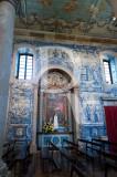 Os Azulejos da Igreja de São Pedro - O Zelo e a Pobreza