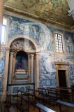Os Azulejos da Igreja de São Pedro - Sapiência e Constância