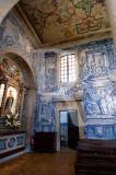 Os Azulejos da Igreja de São Pedro - Caridade e Humildade