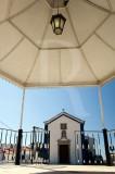 O Coreto e a Capela do Penedo